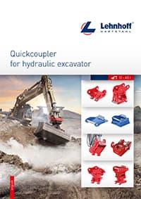 Lehnhoff Variolock Brochure Excavators 12-40t
