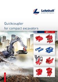 Lehnhoff Variolock Brochure Compact Excavators 6-12t
