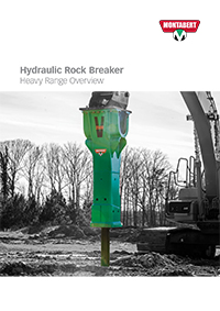 Montabert Heavy Breaker Brochure