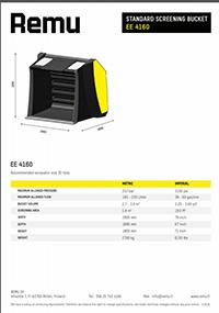 Remu EE4160 Brochure