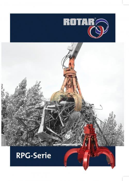 Rotar RPG Brochure